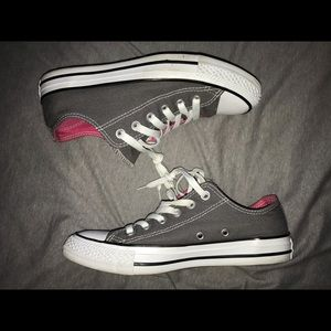 Converse Chuck Taylor All Stars Gray Size 7